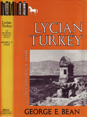 Lycian Turkey - George E. Bean
