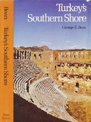 Turkey's Southern Shore - George E. Bean